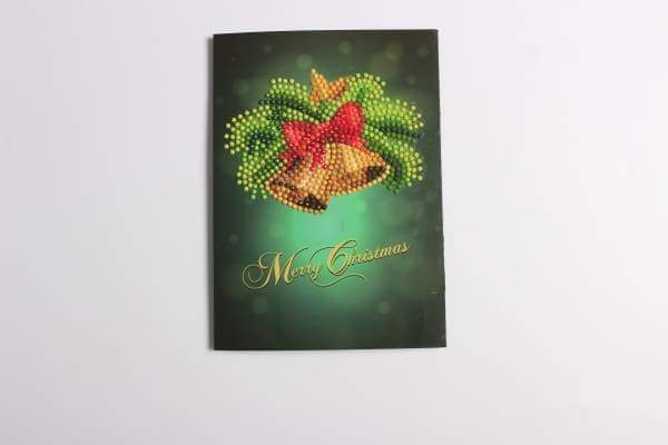 Assorted Christmas Cards - 4x Pack