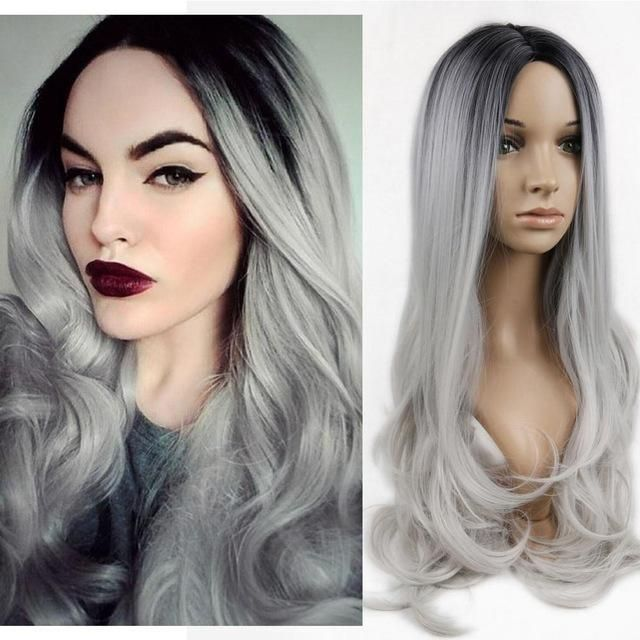 2020 New Gray Hair Wigs For African American Women Blonde Bob Weave Premature Greying Of Beard Cheap Wigs For Black Womens Gray Human Hair Wigs Wigs For Alopecia