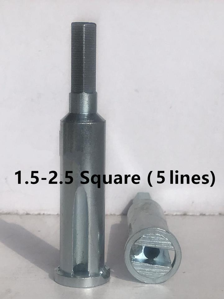 【50%OFF】1.5 to 4 Square Cable Wire Stripping And Twisting Tool