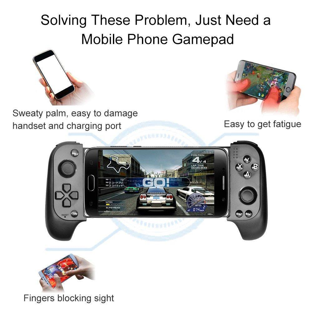 Bluetooth Mobile Game Controller(Hot Sale)🔥🔥