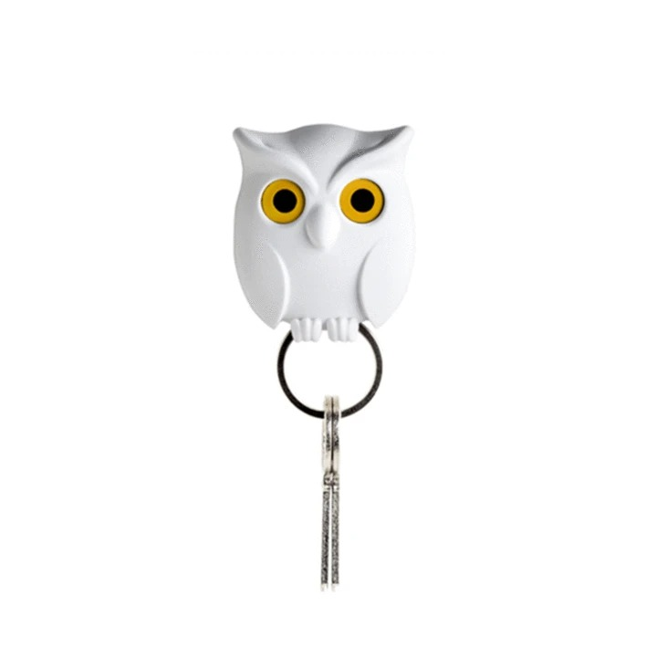 ⚡New Year Flash Sale - Buy 4 Get Extra 10% OFF⚡ Owl Key Hook
