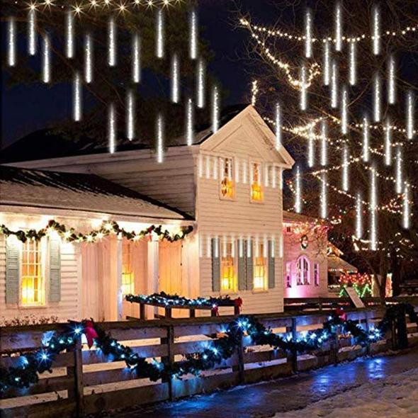 Holiday Promotion-Snow Fall LED Lights(Buy 10 Free Shipping)