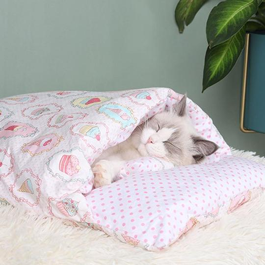 Chrismas sale-Cat sleeping bag