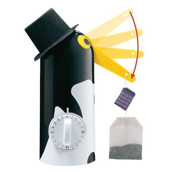 Penguin Tea Timer Gets Perfect Tea Infusion Every-Time