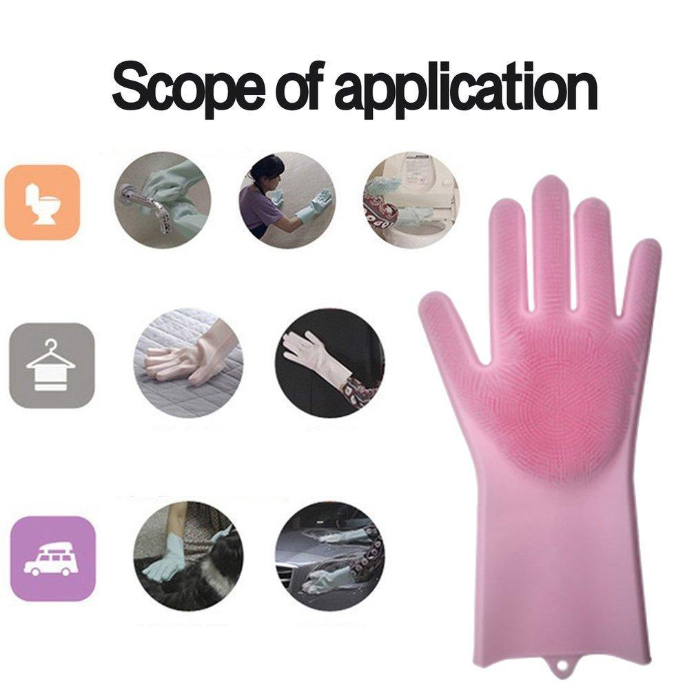 Magic Silicone Hand Gloves(Last Day Promotion 50% Off!)