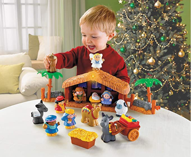 Christmas Story-themed toys