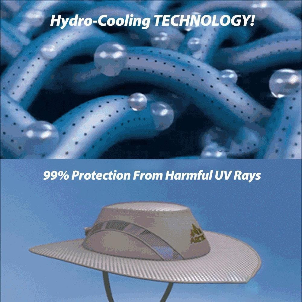 (Father's Day Promotions-50% OFF)Sunscreen Cooling Hat/Cap(BUY 2 FREE SHIPPING)