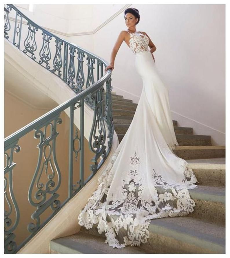 2020 New Wedding Dress Fashion Dress wedding look wedding guest evening wear
