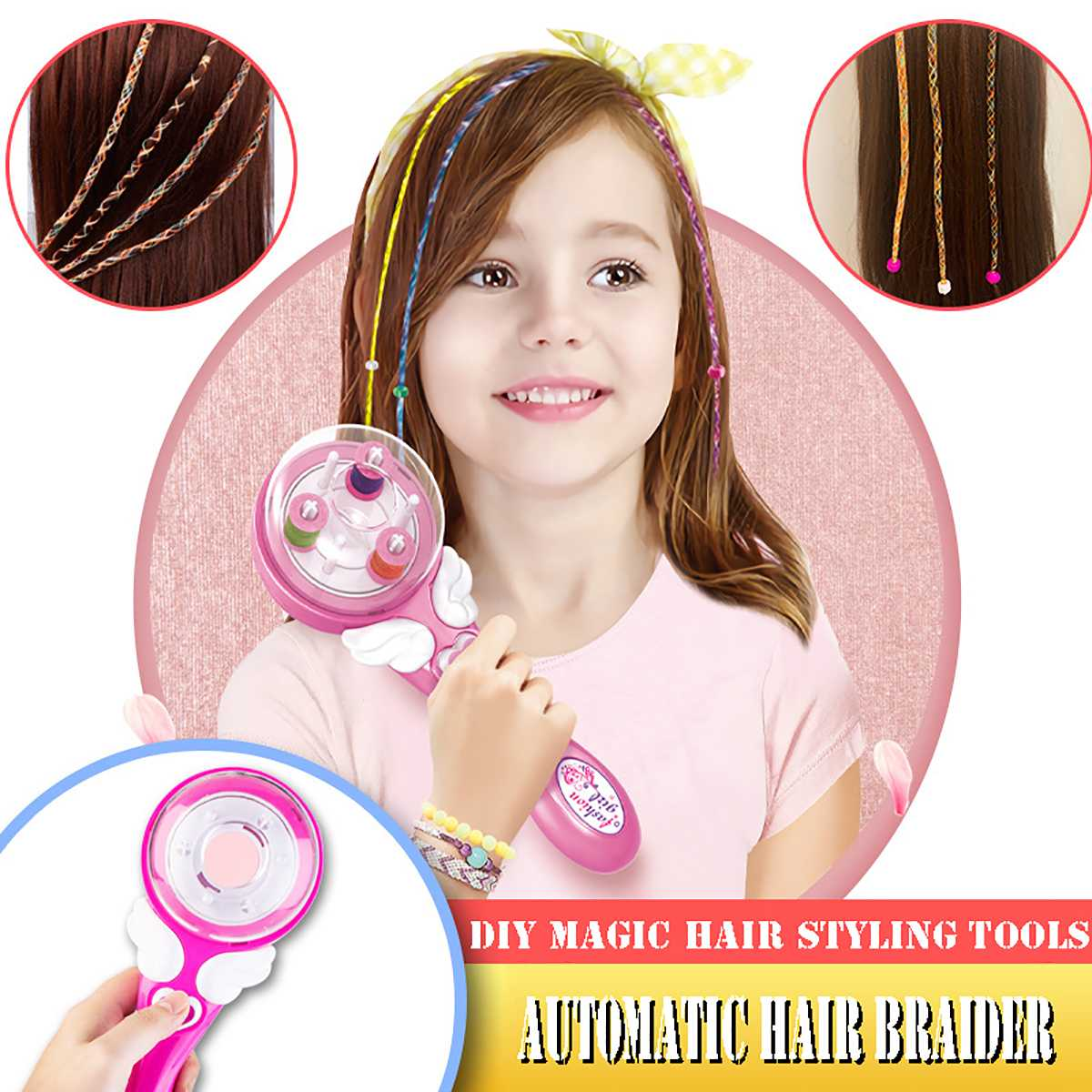 Magic Hair Braider🌈—50% OFF🔥🔥