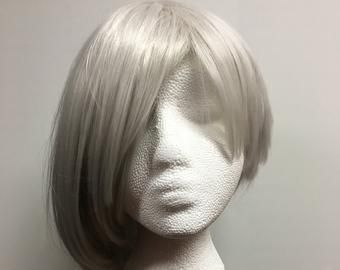 2021 New Lace Front Wigs Wig Colour 4 Burgundy Wig Straight Afro Hair White Girl