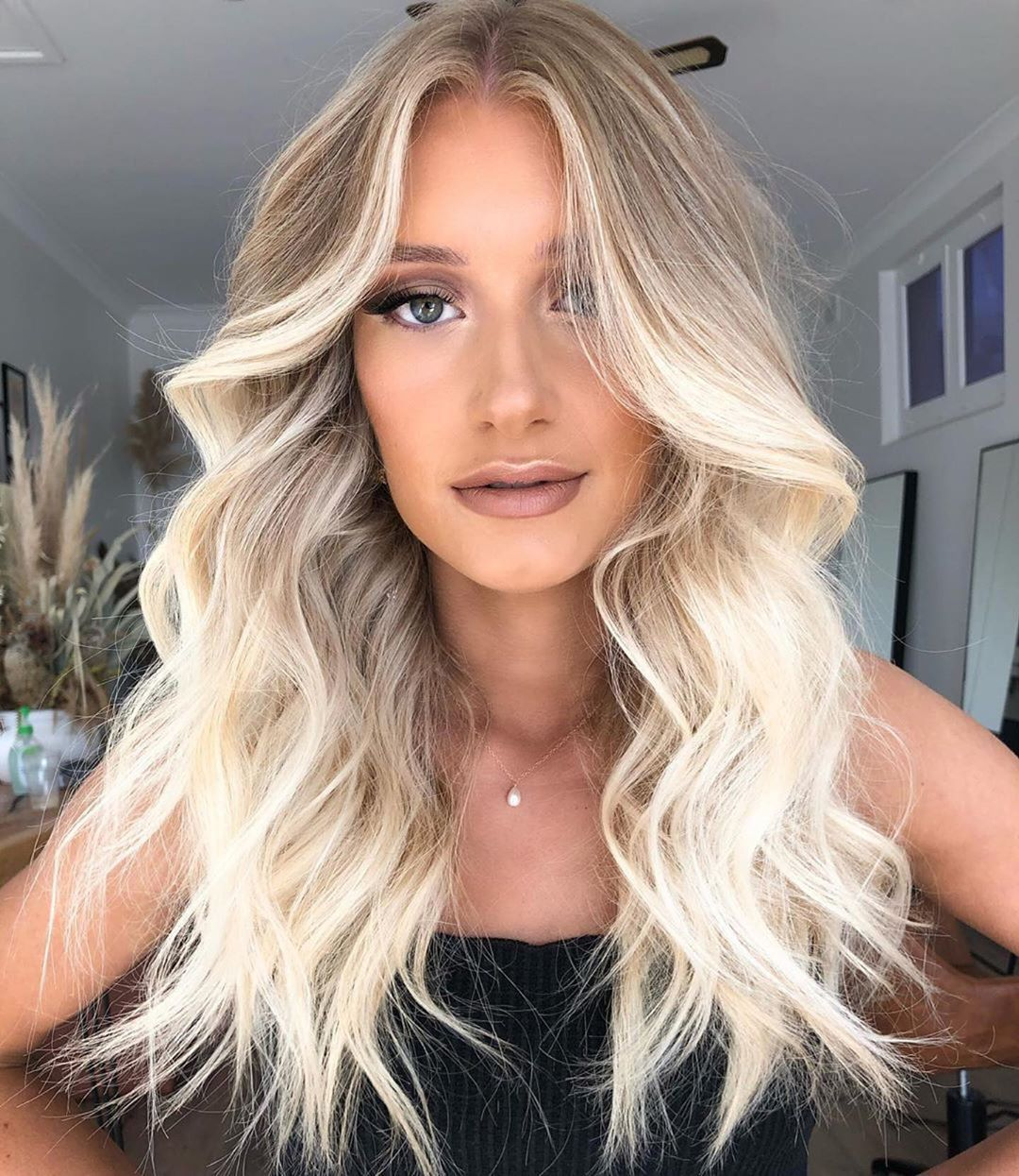 Lace Front Wigs Loreal Preference Rose Gold Caramel Blonde Lace Front Wig John Frieda Beach Waves
