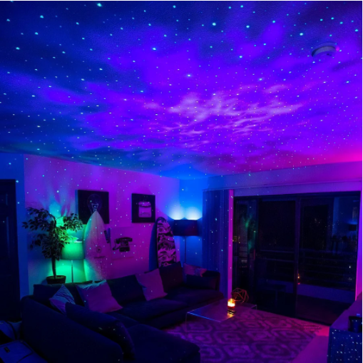 Galaxy Star Projector 30%OFF (Free Shipping)