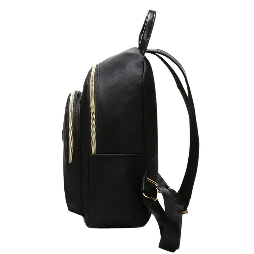 Fashion Girl Small Backpack Travel Zipper Closure Oxford Daypack Schoolbag Gift