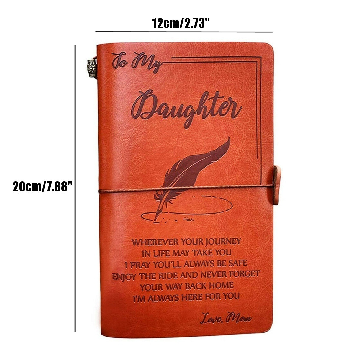 Keep Your Styles Journal Notebook Diary Retro Leather Notepad with Code Lock
