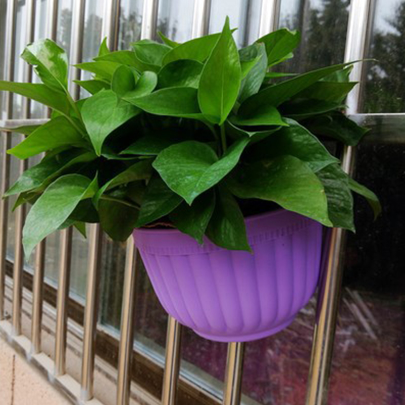 Balcony Plant Fence Flower Stand