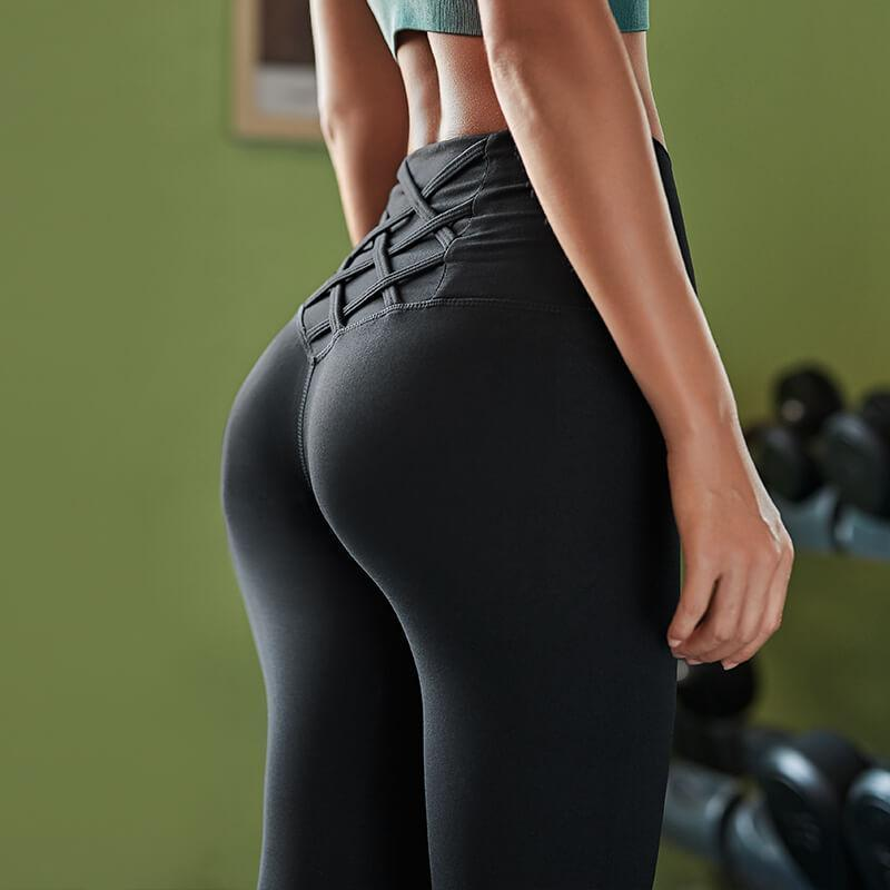 Tummy Control Seamless Sport Leggings