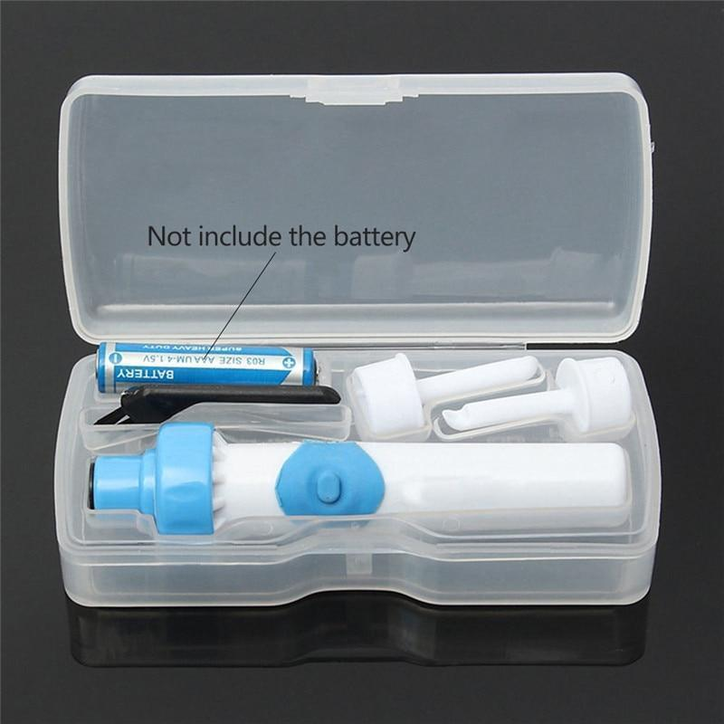 Ear Cleaner Electric Ear Suction Automatic Earwax Removal Kit for Kids Adults