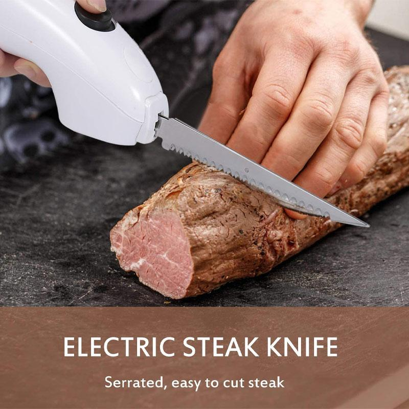 Electric Steak Cutting Tool Easy to Use