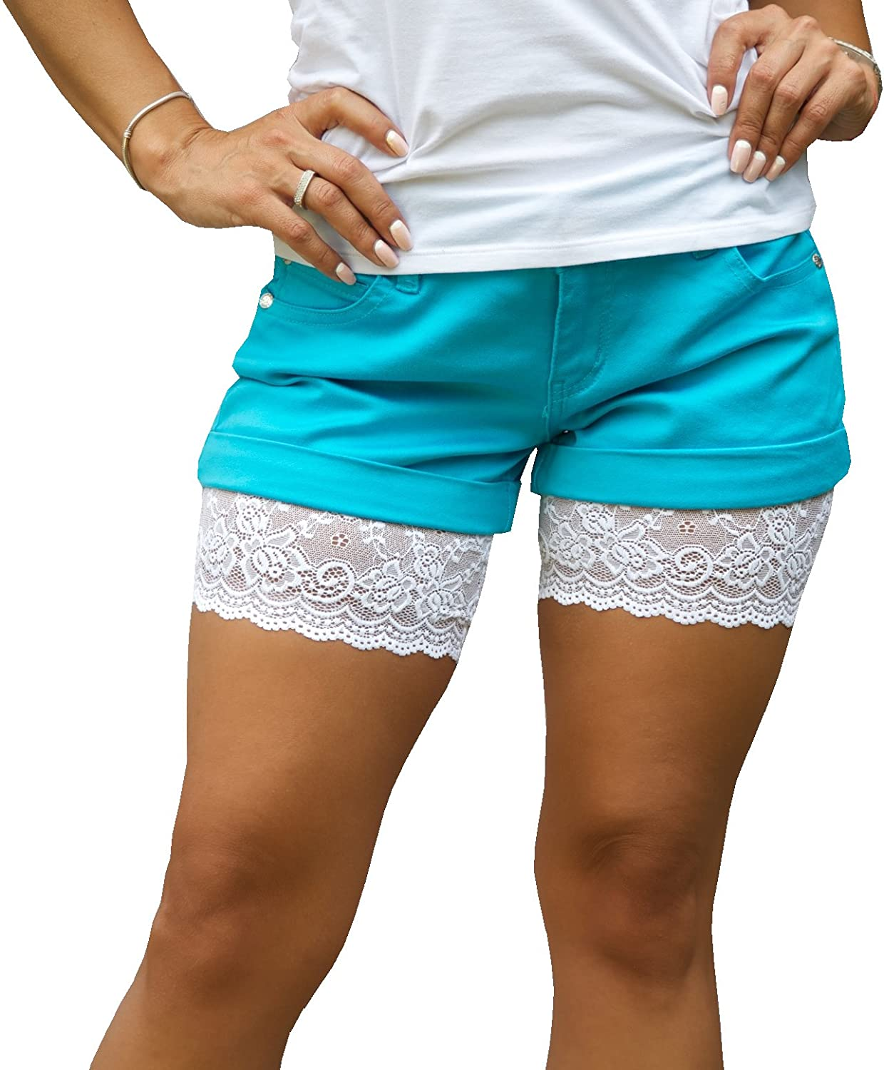 Elastic Anti-Chafing Thigh Bands