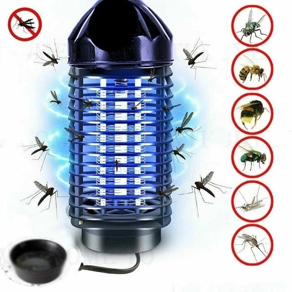 LED Electronics Mosquito Killer  Electric Bug Zapper Lamp Anti Mosquito Repeller Electronic Mosquito Trap Killer 2 Type Optional