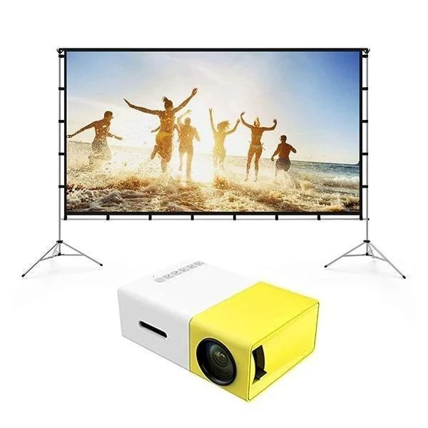 50% OFF Crazy Sale-2020 NEW Portable Giant Outdoor Movie Screen