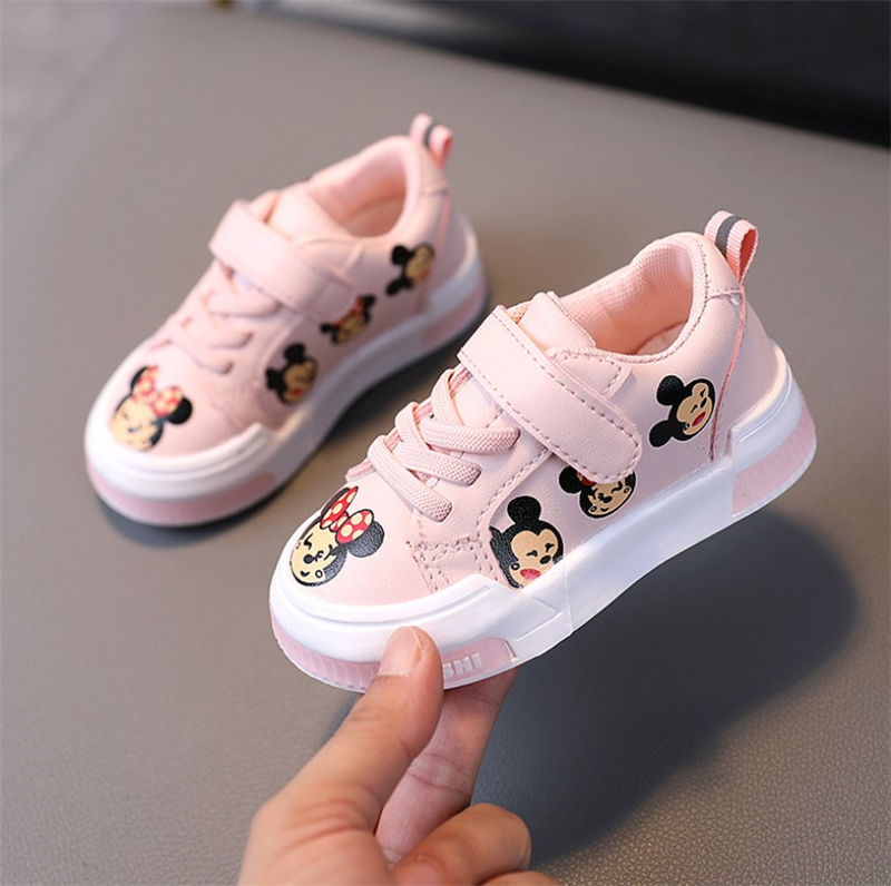 Cartoon Comfy Waterproof Shoes For Girls