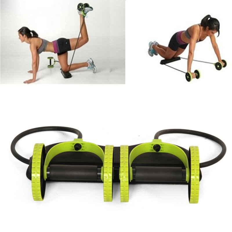 Core Double AB Training Roller