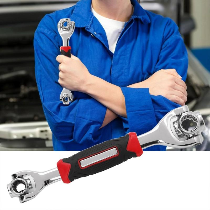 52 in 1 Multi-Funtion Torque Socket Wrench