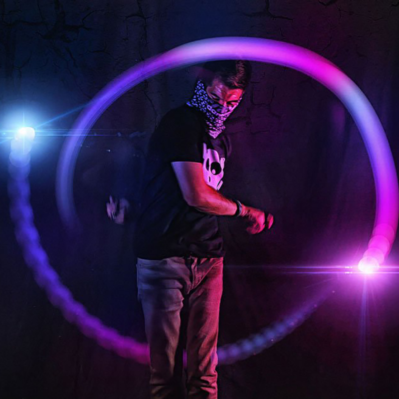 Last Day Promotion 50% OFF- Poi Glow Sticks (15 Patterns)