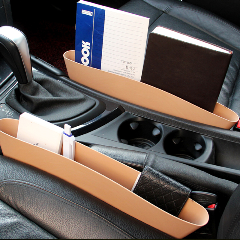 (Last Day Promotion 30% OFF-Arrival in 3-7 days) Multifunctional Car Seat Organizer