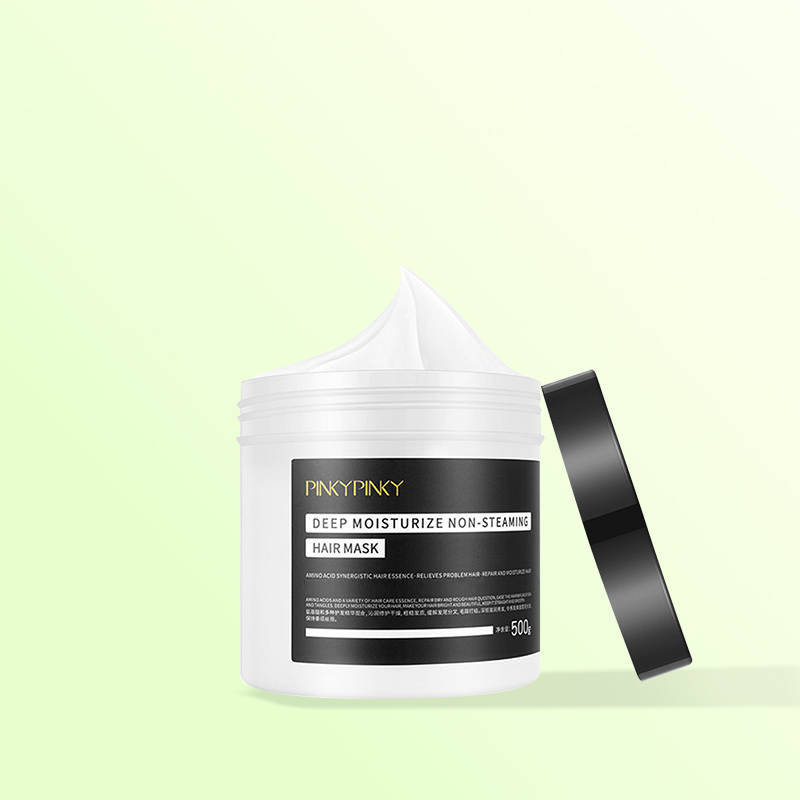 500ml Deep Moisturize Hair Mask with Natural Ingredients