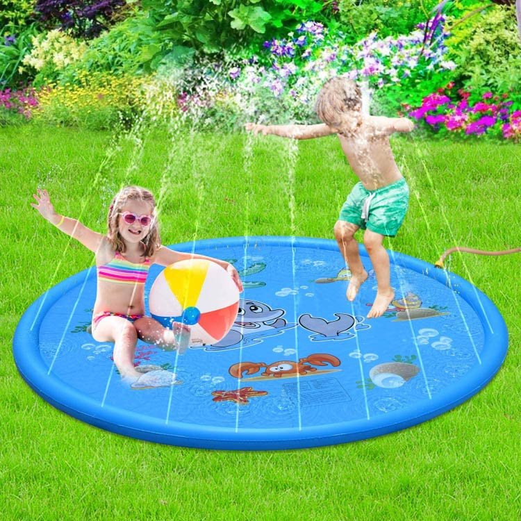 Sprinkle & Splash Play Mat - BUY 2 FREE SHIPPING