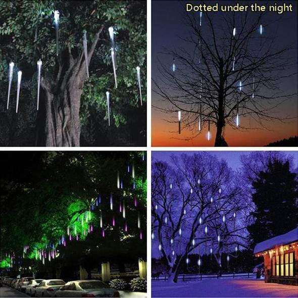 Holiday Promotion-Snow Fall LED Lights