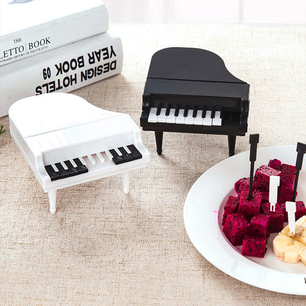 Piano Fruit Forks
