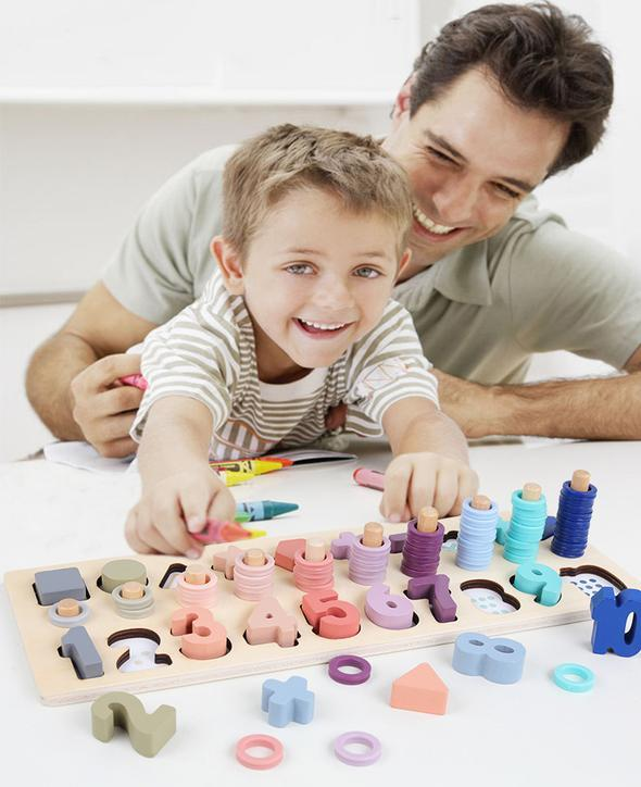 Montessori toy for children's learning SmartMontessori