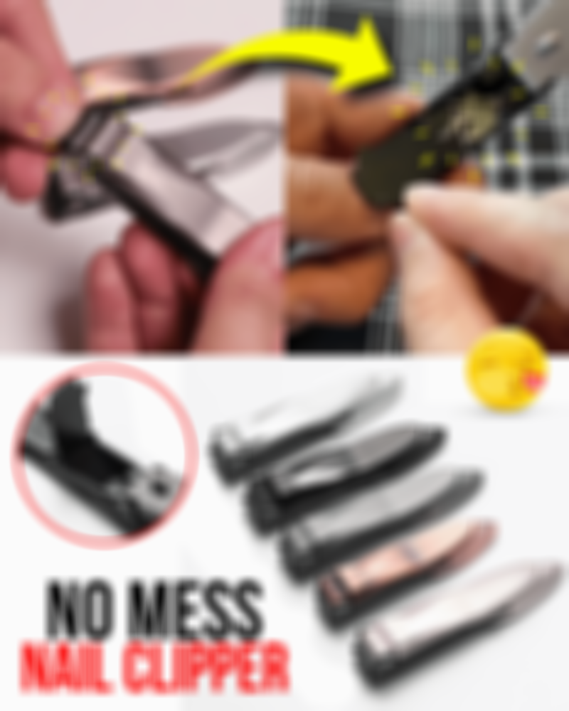 No Mess Nail Clipper