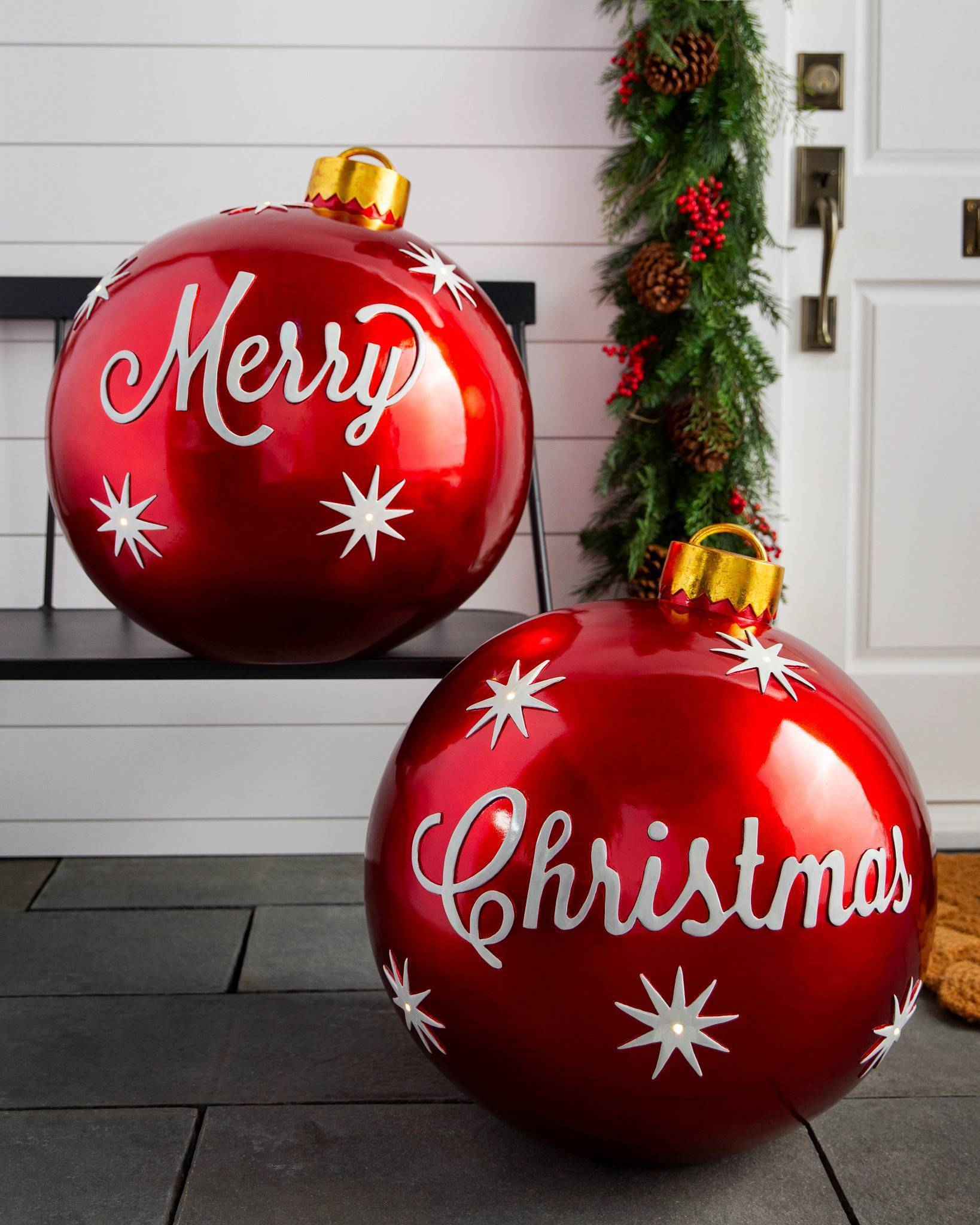 Merry Christmas-Outdoor Christmas Inflated Decorations