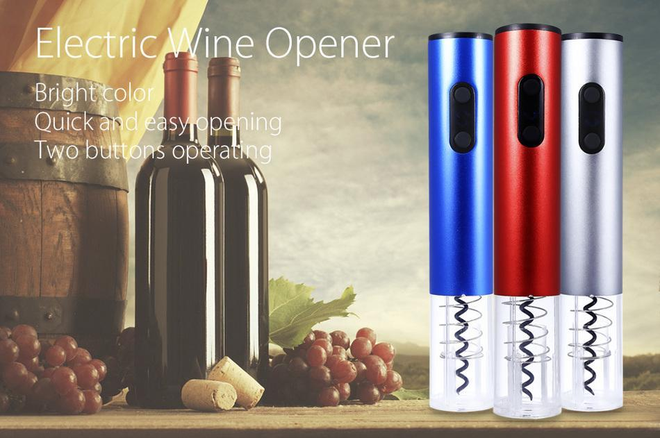 (Hot selling 1,600 items )[50% OFF] - Electric Wine Bottle Opener