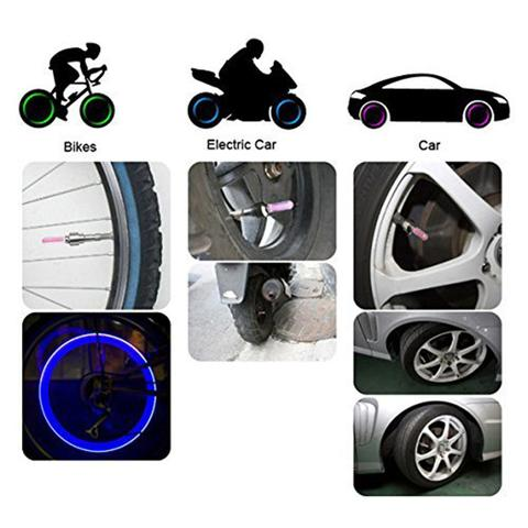 Waterproof Led Wheel Lights - Special Now on