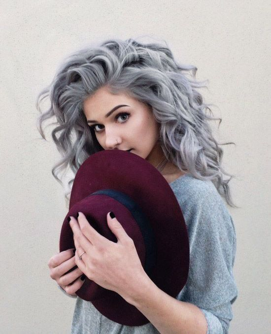 2020 New Gray Hair Wigs For African American Women Blonde Wig With Dark Roots Old Grey Hair Dark Grey Hair Male Hair Wig For Girl Brown Curly Wig