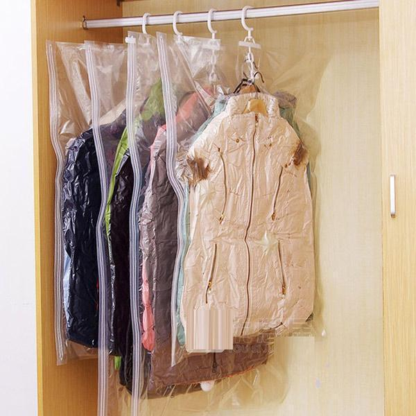 Hanging Compressible Storage Bag+Manual Pump【BUY 2 FREE SHIPPING】