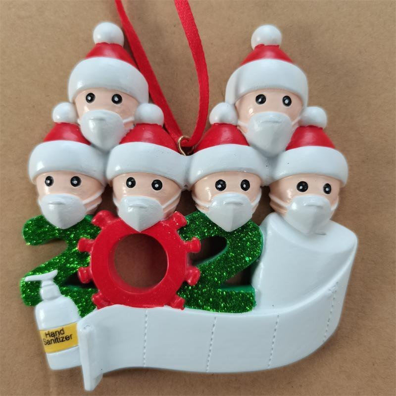 🌟ONLY $10.99 🌟BUY 1 GET 1 FREE🌟 2020 Dated Christmas Ornament