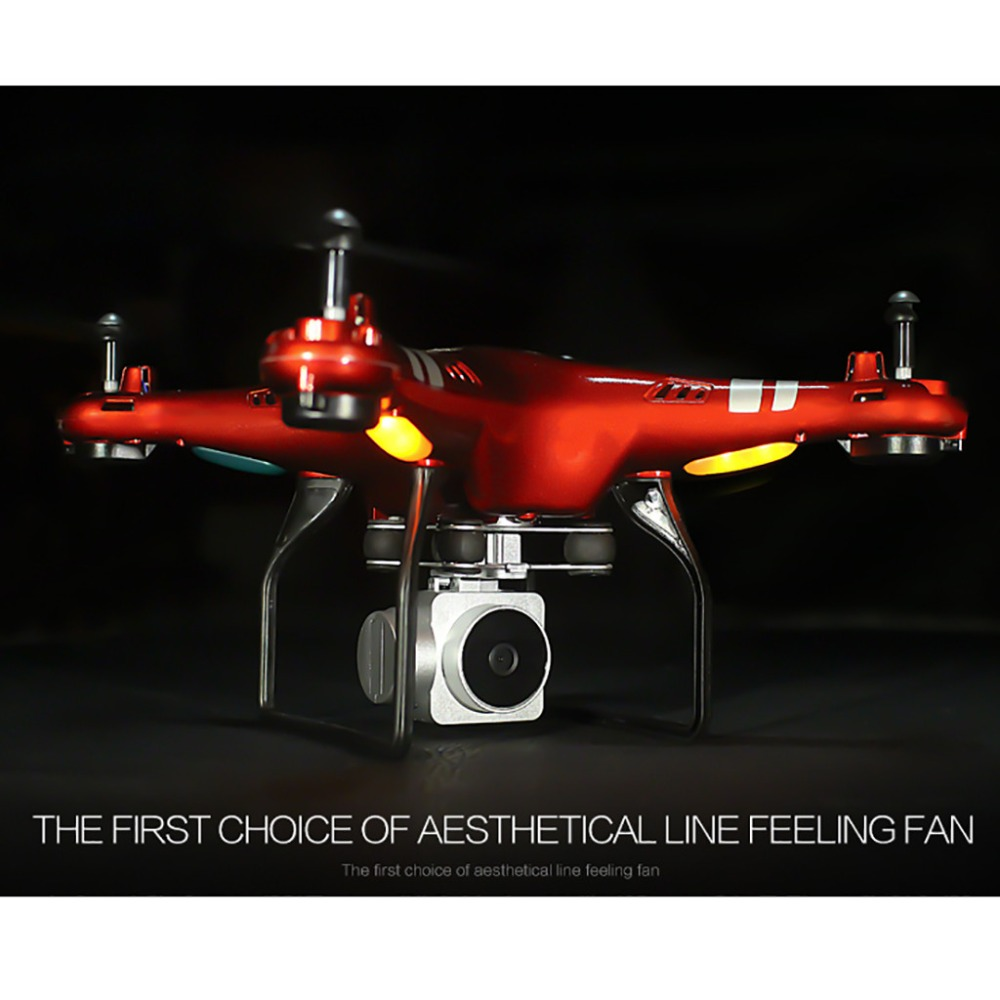 (50% OFF TODAY)4K Camera Rotation HD 1080P Wifi FPV Professional RC Drone-Waterproof