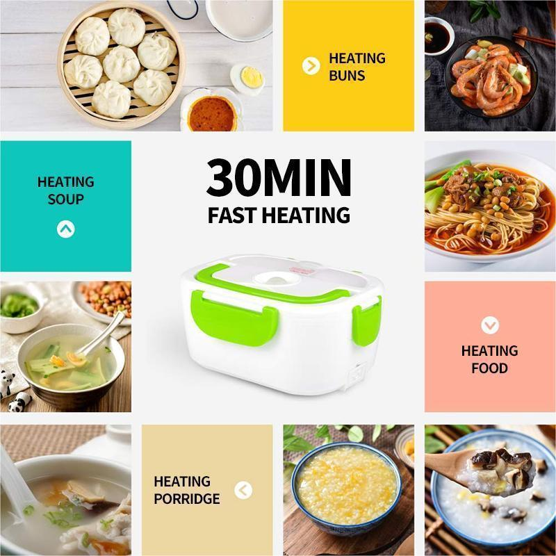 Pre Sale>>>Portable Electric Heating Lunch Box