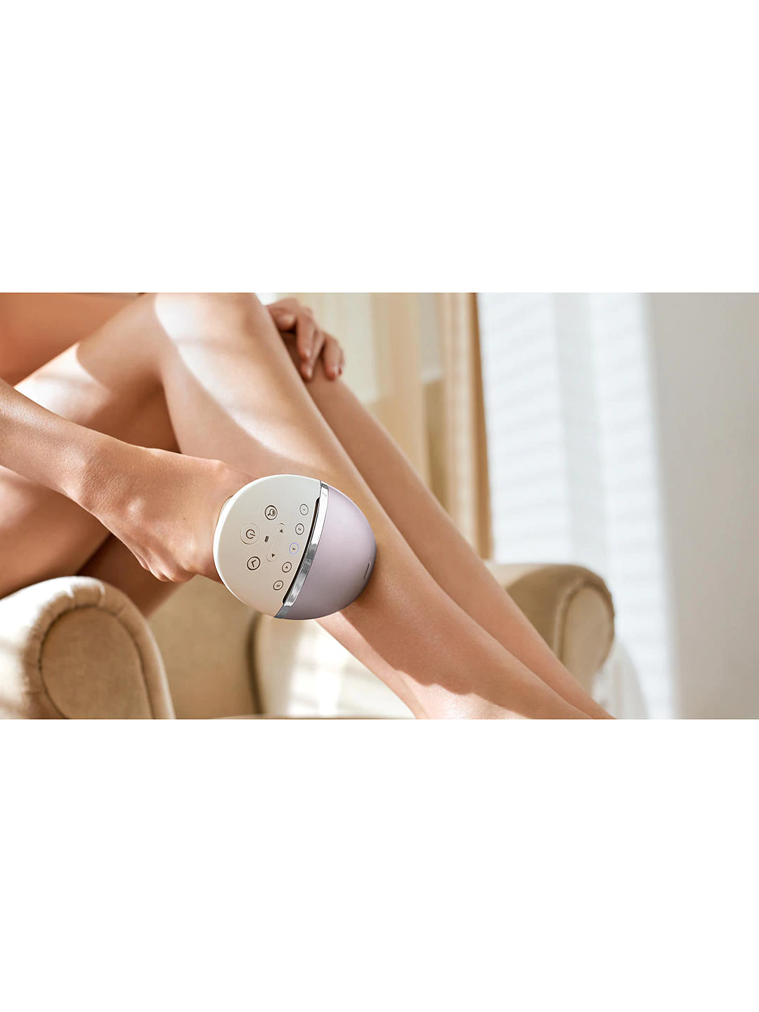 Lumea Prestige IPL Hair Removal Device for Body, Face & Precision Areas