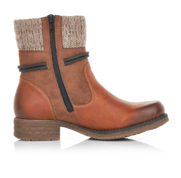 Rieker™ -Women's waterproof and warm Boot💥Factory Outlet💥Free Shipping