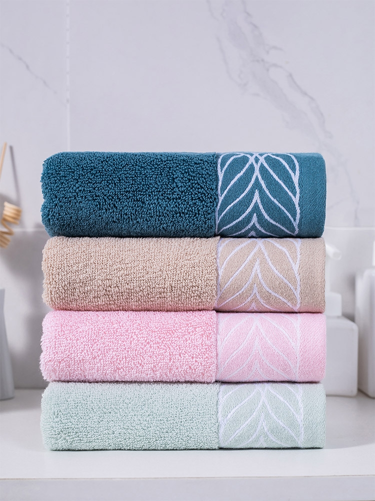 Soft Home Hotel Bath Towel Personalised Bath Towels Orange Towel Set Compressed Towel Small Guest Hand Towels