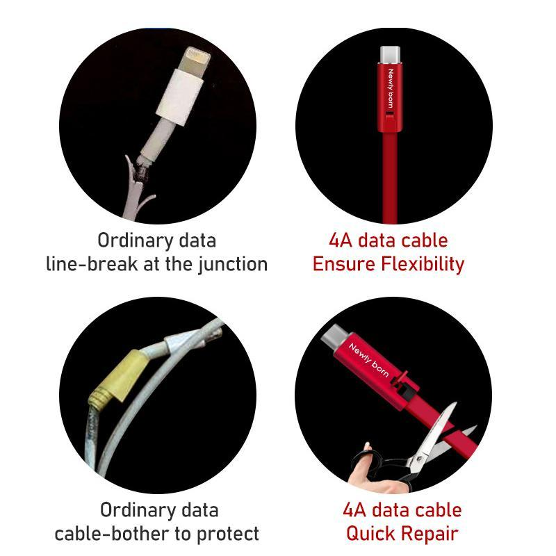 Higomore™ 4A Regenerative Data Cable