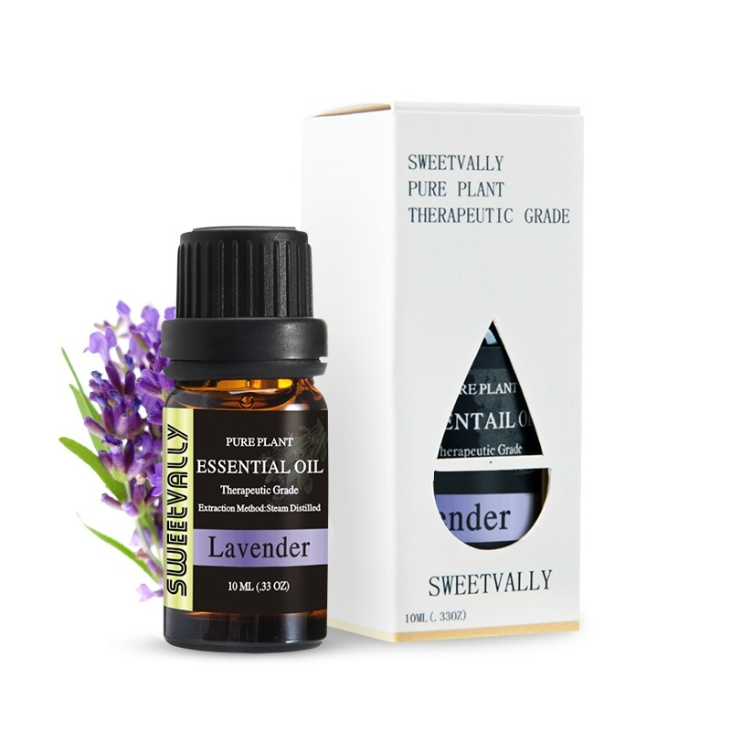 10ml Essential Oil 16 Flavors 100% Pure Natural Plant Premium Aromatherapy Fragrance Essential Oils Health Care