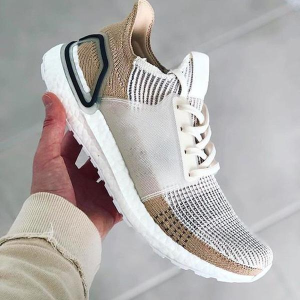 Lemmikshoes Leisure Sports Texture Mixed Sneakers